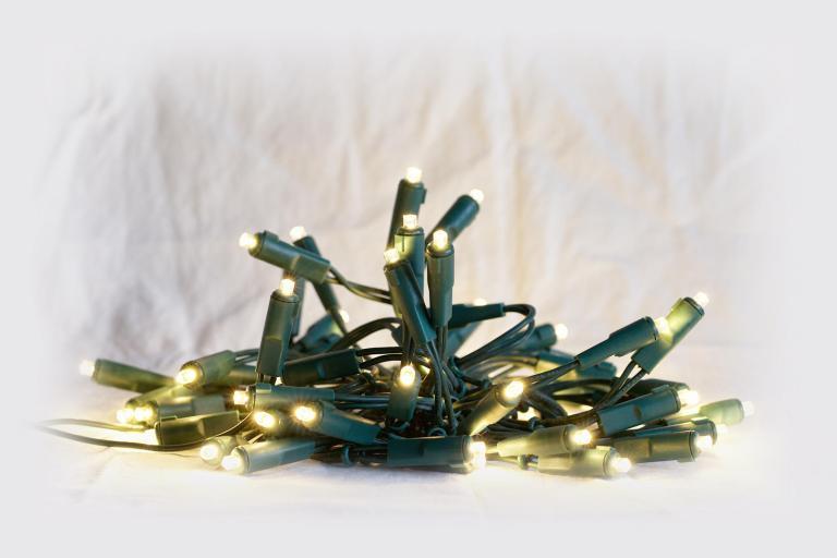 LED Minilichterkette