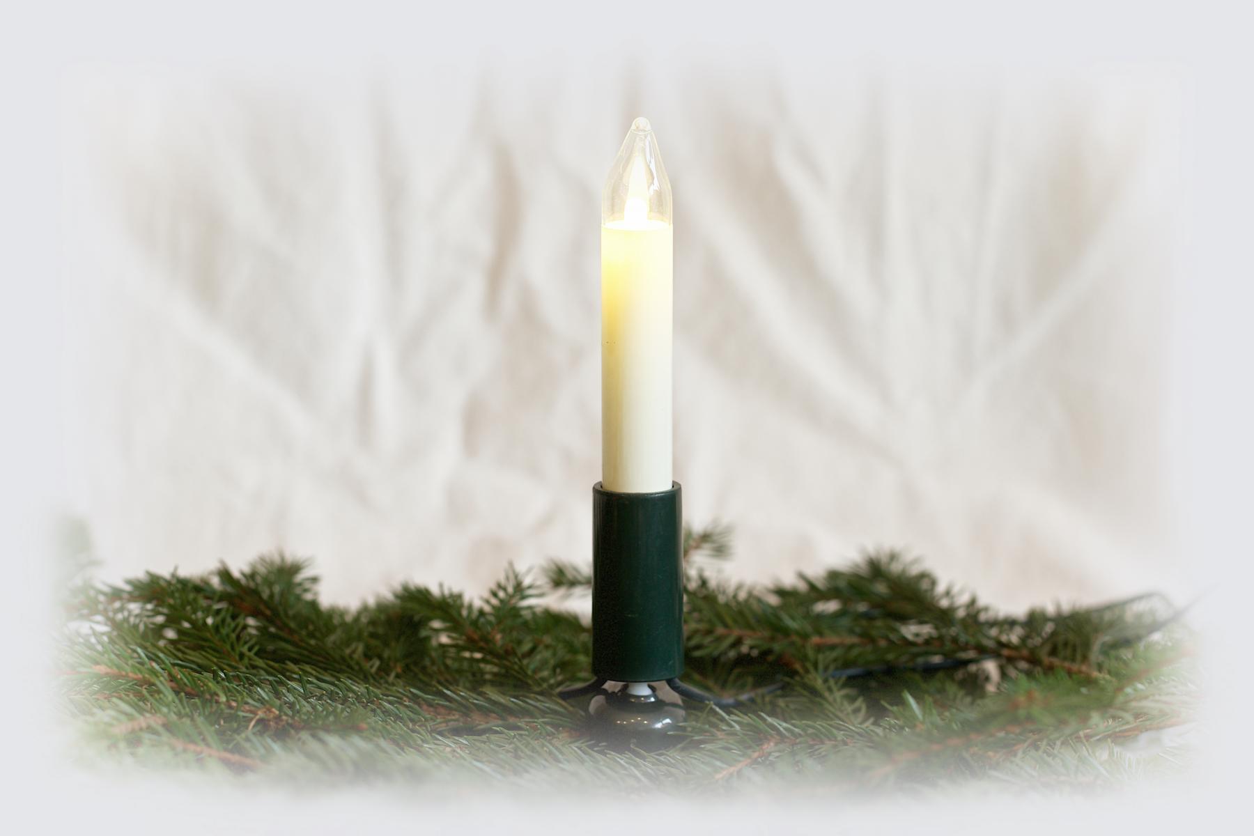 Traditionslichterketten for Lampen 8v 3w