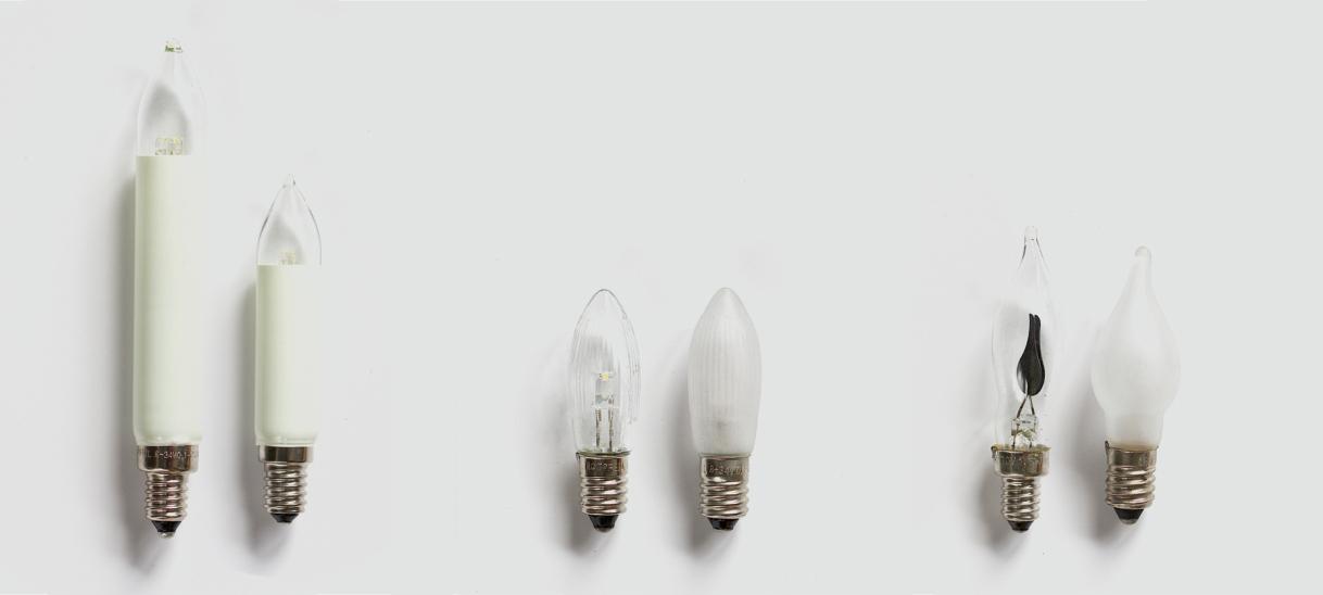 Ersatzlampen & Zubehör